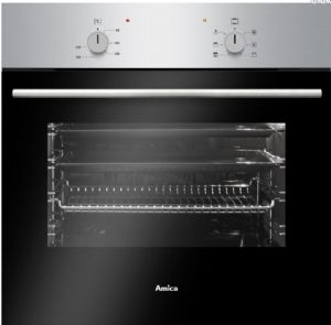 AMICA ASC200SS ELECTRIC FAN OVEN